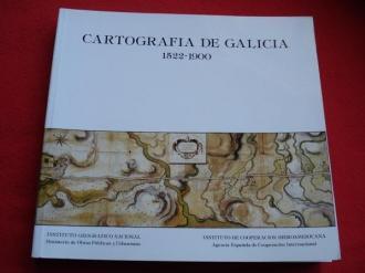 Cartografía de Galicia (1522-1900) - Ver os detalles do produto