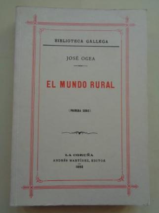 El mundo rural - Ver os detalles do produto
