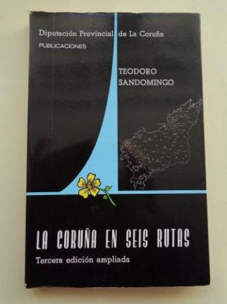 La Coruña en seis rutas (Guía de la provincia) - Ver os detalles do produto