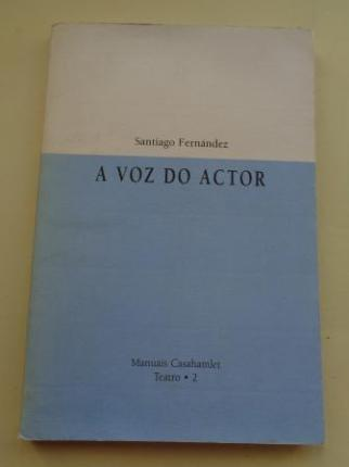 A voz do actor - Ver os detalles do produto