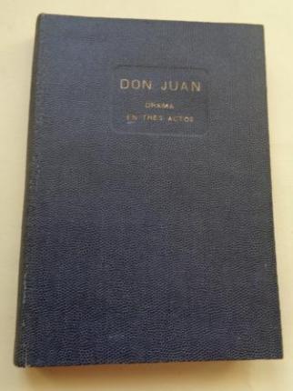 Don Juan (ensayo dramático) - Ver os detalles do produto