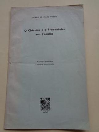 O Clássico e o Prazenteiro em Rosalía (Publicado no libro 7 ensayos sobre Rosalía) - Ver os detalles do produto