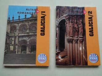 Rutas románicas en Galicia. Tomos 1 y 2 - Ver os detalles do produto