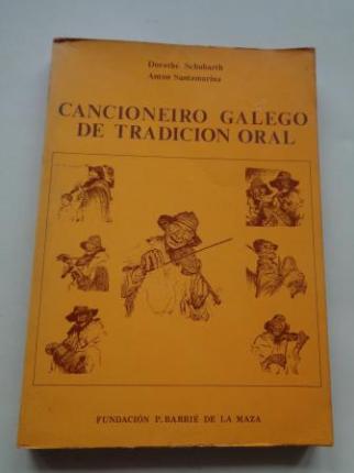 Cancioneiro galego de tradición oral (Con partituras) - Ver os detalles do produto