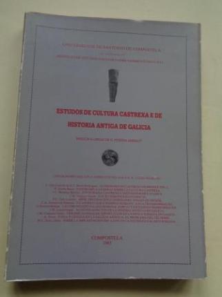 Estudos de cultura castrexa e de historia antiga de Galicia - Ver os detalles do produto