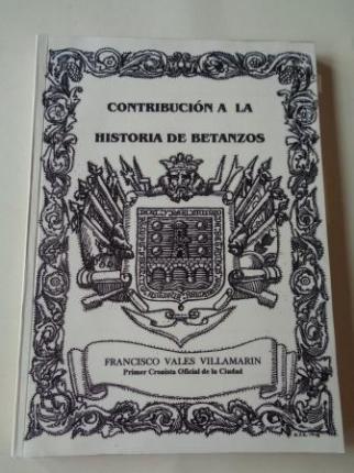 Contribución a la historia de Betanzos - Ver os detalles do produto