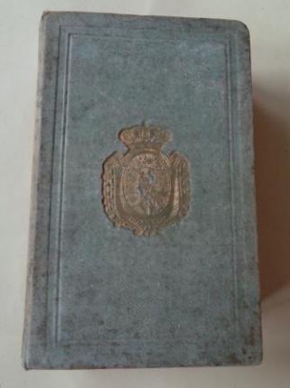 Guía de forasteros en Madrid para el año 1854 / Estado Militar de España é Indias Año de 1854 - Ver os detalles do produto