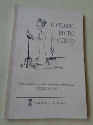 O velorio do Tío Chinto (Contos populares da bisbarra de Betanzos) - Ver os detalles do produto