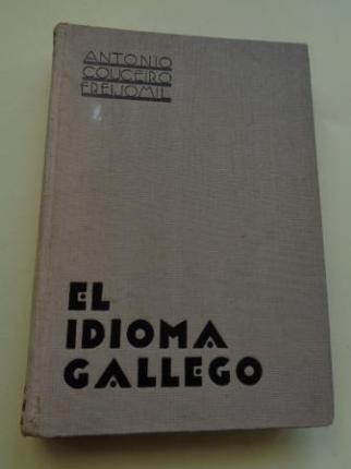 El idioma gallego. Historia, gramática, literatura (Texto en castellano) - Ver os detalles do produto