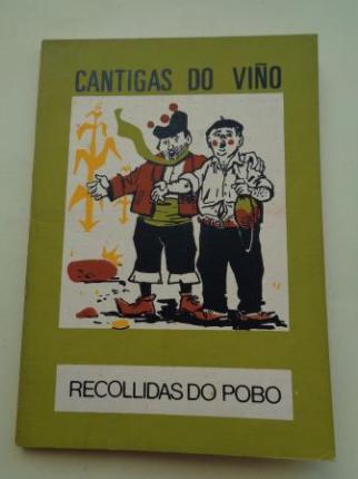Cantigas do viño recollidas do pobo - Ver os detalles do produto