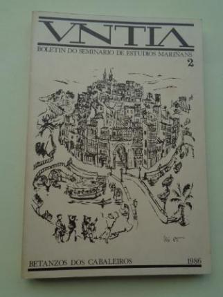 VNTIA. Boletín do Seminario de Estudios Mariñáns, nº 2 - 1986 - Ver os detalles do produto