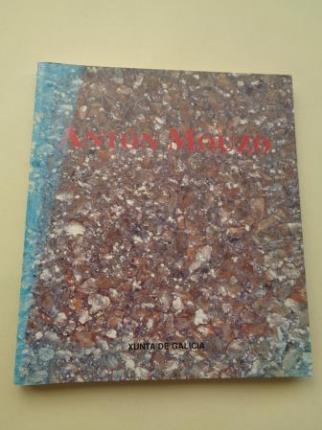 ANTÓN MOUZO. Cos pés na terra. Catálogo Exposición Casa da Parra, Santiago de Compostela, 1999 - Ver os detalles do produto
