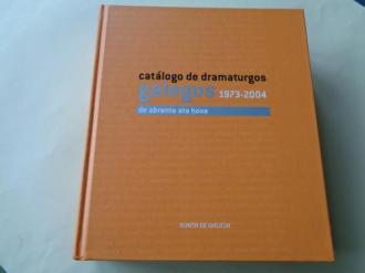 Catálogo de dramaturgos galegos. De Abrente ata hoxe - Ver os detalles do produto