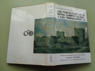 Las fortalezas de la Mitra compostelana y los `Irmandiños´ - Tomo II - Ver os detalles do produto