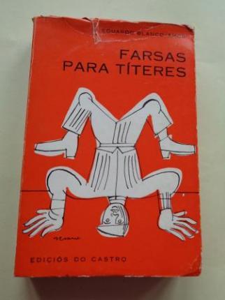 Farsas para títeres. Edición bilingüe - Ver os detalles do produto