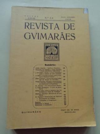 Revista de Guimarâes. Volume LXVII, nº 3-4, Julho-Dezembro 1958 - Ver os detalles do produto