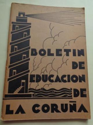Boletín de educación de La Coruña, Nº 8-10, abril-junio, 1935 - Ver os detalles do produto