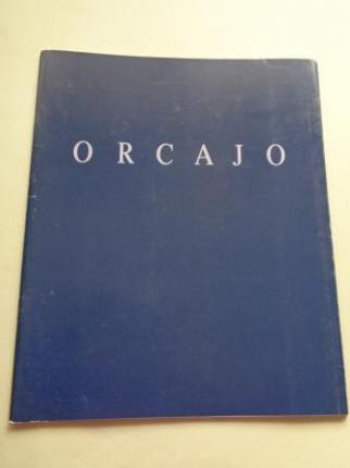 ORCAJO. `Obra última´. Catálogo Exposición Casa da Parra, Santiago de Compostela, 1989 - Ver os detalles do produto