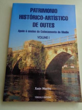Patrimonio histórico-artístico de Outes. Apoio ó ensino do Coñecemento do Medio - Ver os detalles do produto