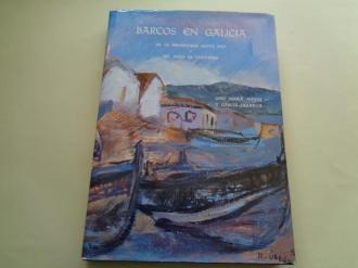 Barcos en Galicia. De la Prehistoria hasta hoy y del Miño al Finisterre - Ver os detalles do produto