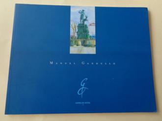 MANUEL GANDULLO. Catálogo exposición acuarelas - Ver os detalles do produto