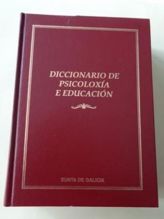 Diccionario de Psicoloxía e Educación - Ver os detalles do produto