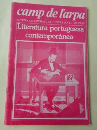 Camp de l´arpa. Revista de literatura. Extra nº 1. Junio 1981: Literatura portuguesa contemporánea - Ver os detalles do produto