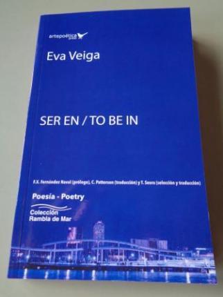 Ser en / To be in (Edición trilingüe: galego-español-english) - Ver os detalles do produto