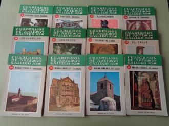 Colección completa de Cuadernos de Arte Gallego (12 ejemplares) - Ver os detalles do produto