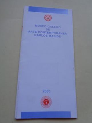 Museo Galego de Arte Contemporánea Carlos Maside - Ver os detalles do produto