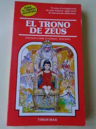 El trono de Zeus. Elige tu propia aventura, nº 29 - Ver os detalles do produto
