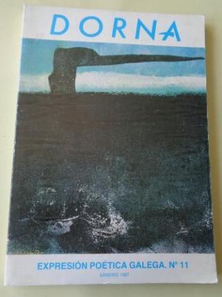 DORNA. REVISTA DE EXPRESIÓN POÉTICA GALEGA. Nº 11. Xaneiro 1987 - Ver os detalles do produto
