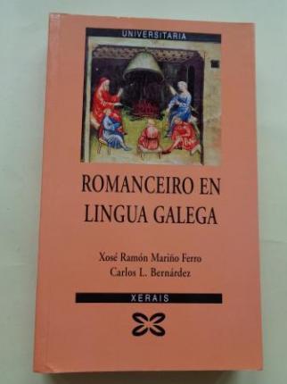 Romanceiro en lingua galega - Ver os detalles do produto