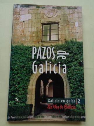Pazos de Galicia (Texto en castellano) - Ver os detalles do produto