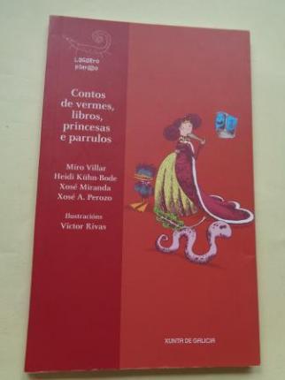 Contos de vermes, libros, princesas e parrulos - Ver os detalles do produto