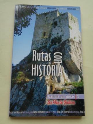 Rutas con historia (Galicia). Textos en castellano - Ver os detalles do produto