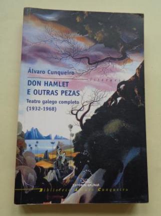 Don Hamlet e outras pezas. Teatro galego completo (1932-1968) - Ver os detalles do produto