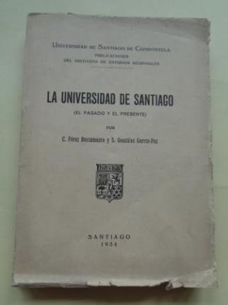 La Universidad de Santiago (El pasado y el presente) - Ver os detalles do produto