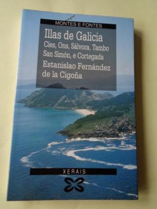 Illas de Galicia. Cíes, Ons, Sálvora, Tambo, San Simón e Cortegada - Ver os detalles do produto