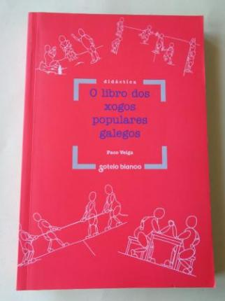 O libro dos xogos populares galegos. Catálogo descritivo e educativo - Ver os detalles do produto