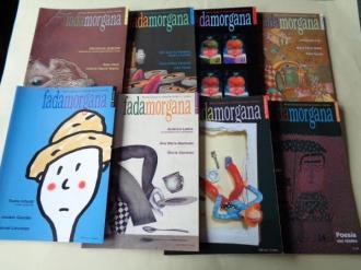 FADAMORGANA. Revista galega de Literatura Infantil e Xuvenil. Números 1 - 2 - 3 - 4 - 5 - 6 - 7 - 8 - Ver os detalles do produto