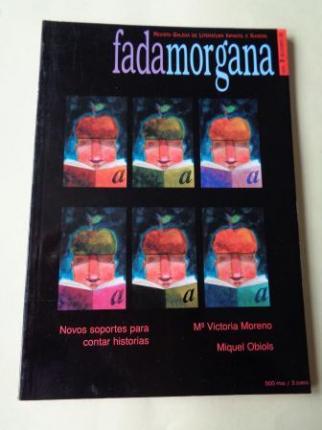 FADAMORGANA. Revista galega de Literatura Infantil e Xuvenil. Número 3. Decembro 1999 - Ver os detalles do produto