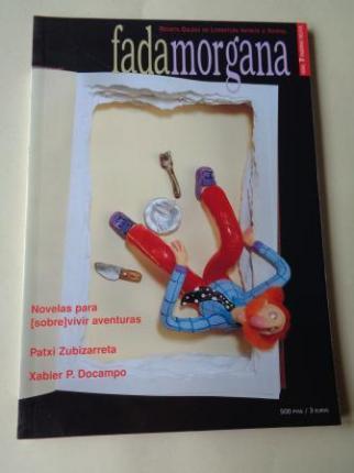 FADAMORGANA. Revista galega de Literatura Infantil e Xuvenil. Número 7. Inverno 2000-2001 - Ver os detalles do produto