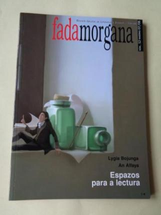 FADAMORGANA. Revista galega de Literatura Infantil e Xuvenil. Número 12. Inverno 2007-2008 - Ver os detalles do produto