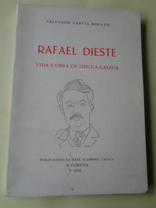 Rafael Dieste. Vida e obra en lingua galega (Contén `A fiestra valdeira´) - Ver os detalles do produto