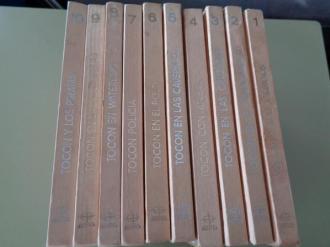 Colección Tocón. 10 tomos.  - Ver os detalles do produto