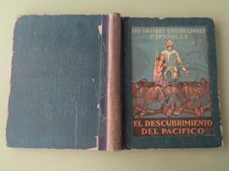Vasco Núñez de Balboa o El descubrimiento del Pacífico. Narraciones novelescas de la conquista del Nuevo Mundo - Ver os detalles do produto