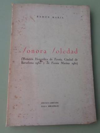 Sonora Soledad - Ver os detalles do produto