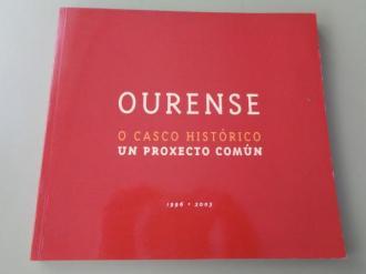 Ourense, o casco histórico. Un proxecto común. 1996-2003 - Ver os detalles do produto