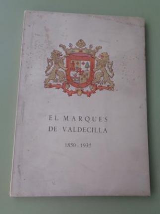 El Marqués de Valdecilla 1850-1932 - Ver os detalles do produto